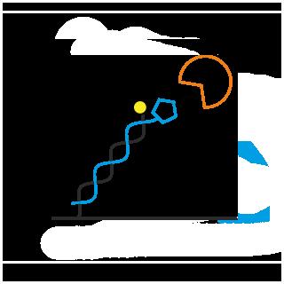 Sizing Analysis of the Ubiquitin / E1-E2-E3 Complex using