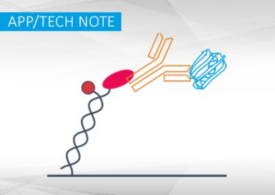 High-affinity capturing of antibodies on the switchSENSE® biochip  using CaptureSelect™ affinity ligands